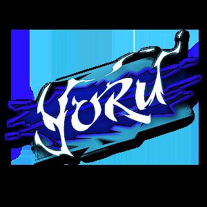 Valorant spray · Yoru