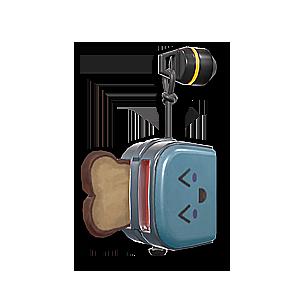 Valorant buddy · Toaster