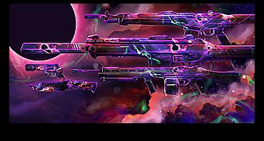 Valorant special limited time offer · Nebula Bundle