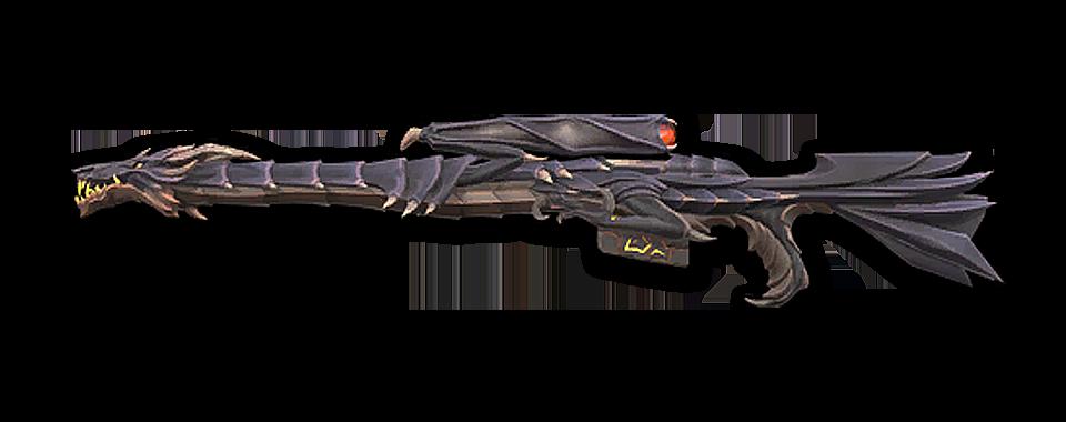 Elderflame Operator · Valorant weapon skin