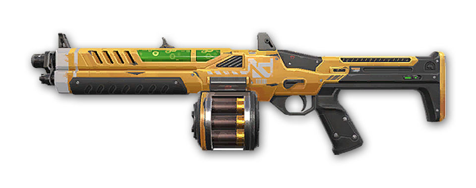 Outpost Judge · Valorant weapon skin