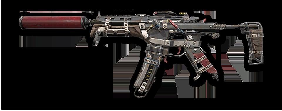 Wasteland Spectre · Valorant weapon skin