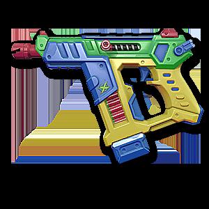 Valorant Frenzy skin · BlastX Frenzy · Variant 2 Yellow