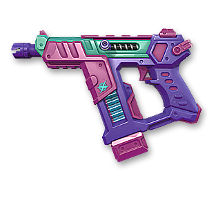 Valorant Frenzy skin · BlastX Frenzy · Variant 3 Pink