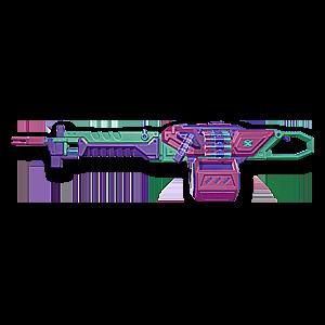 Valorant Odin skin · BlastX Odin · Variant 3 Pink