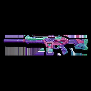 Valorant Phantom skin · BlastX Phantom · Variant 3 Pink