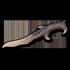 Valorant Melee skin · Elderflame Dagger