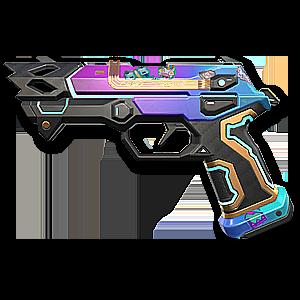 Valorant Glitchpop, EP 2 weapon skin