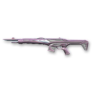 Valorant Guardian skin · Infinity Guardian · Variant 3 Pink