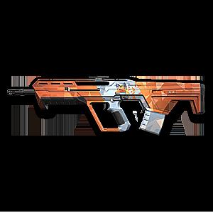 Valorant POLYfox weapon skin