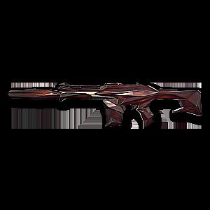 Valorant Phantom skin · Singularity Phantom · Variant 2 Red