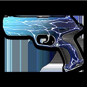 Valorant Smite weapon skin