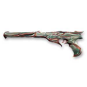 Valorant Ghost skin · Sovereign Ghost · Variant 1 Gold