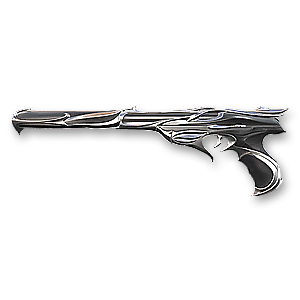 Valorant Ghost skin · Sovereign Ghost · Variant 2 Silver