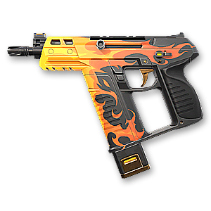 Valorant Spitfire weapon skin