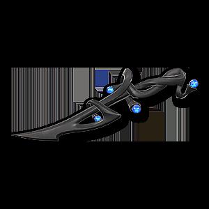 Valorant Melee skin · Spline Dagger