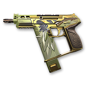 Valorant Swooping weapon skin