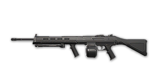 Valorant weapon · Ares · Default skin
