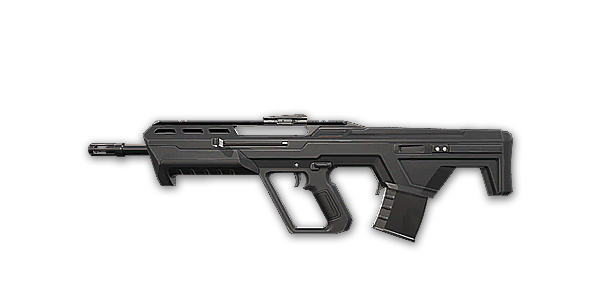 Valorant weapon · Bulldog · Default skin