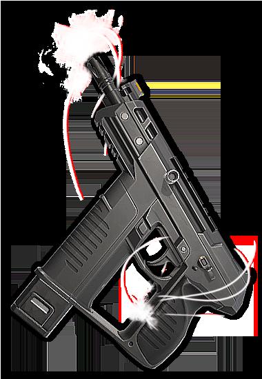 Valorant weapon · Frenzy Sidearms