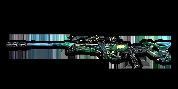 Valorant skin icon · Spline Operator · Variant 1 Green